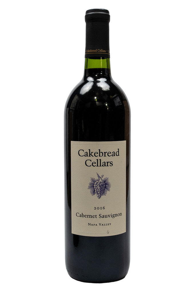 Bottle of Cakebread, Cabernet Sauvignon, 2016 - Flatiron Wines & Spirits - New York