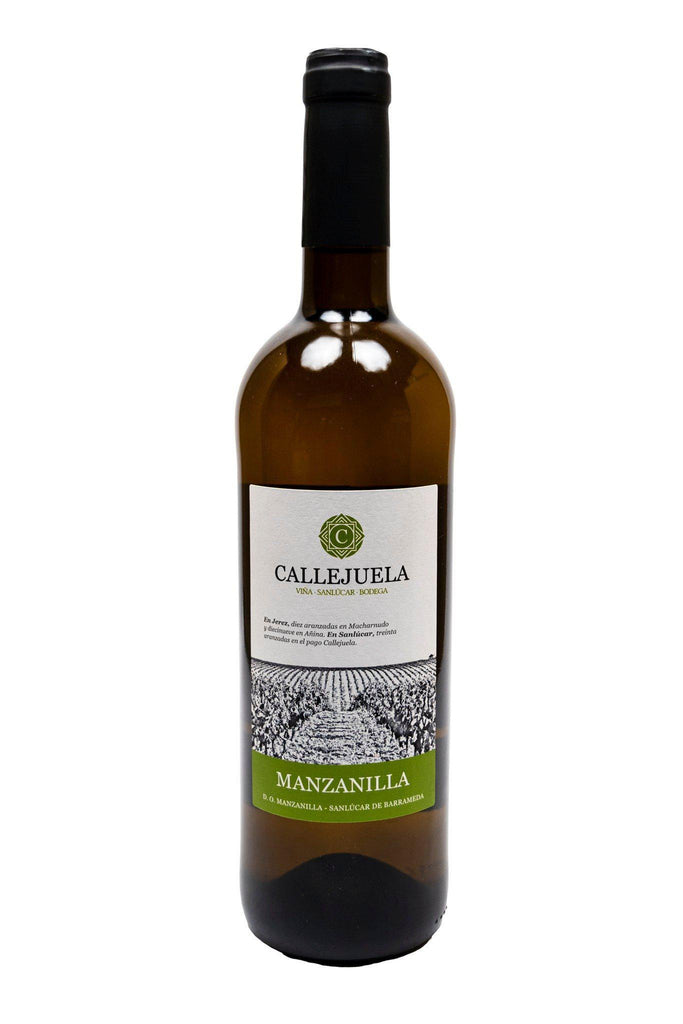 Bottle of Callejuela, Manzanilla Fina, NV - Flatiron Wines & Spirits - New York