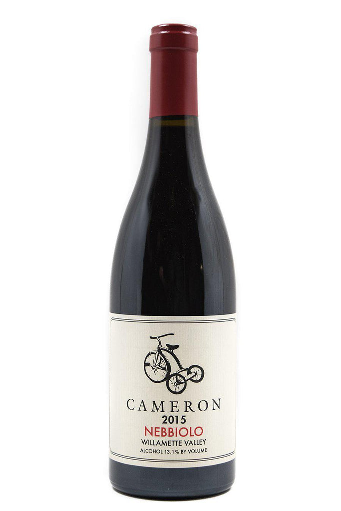 Bottle of Cameron, Nebbiolo, 2015 - Flatiron Wines & Spirits - New York