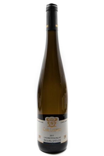 Bottle of Carl Loewen, Leiwener Laurentiuslay Riesling Spatlese, 2017 - Flatiron Wines & Spirits - New York