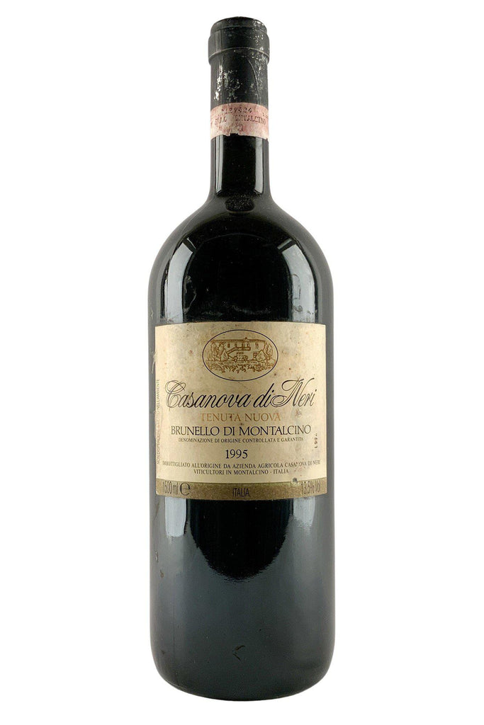 Bottle of Casanova Di Neri, Brunello Di Montalcino Tenuta Nuova, 1995 (1.5L) - Flatiron Wines & Spirits - New York