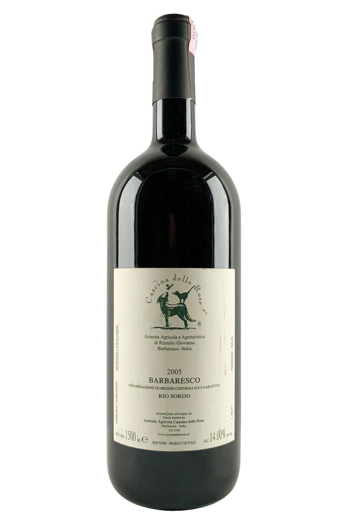 Bottle of Cascina delle Rose, Barbaresco Rio Sordo, 2005 (1.5L) - Flatiron Wines & Spirits - New York