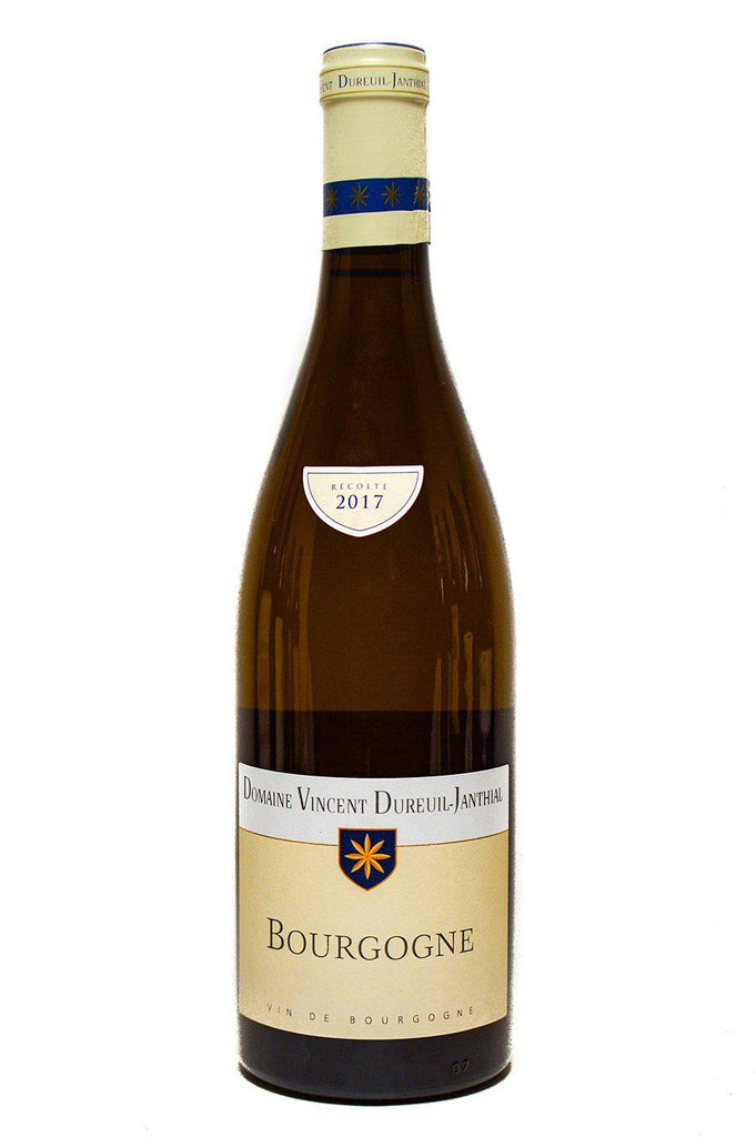 Bottle of Celine et Vincent Dureuil (Dureuil-Janthial), Bourgogne Blanc, 2017 - Flatiron Wines & Spirits - New York