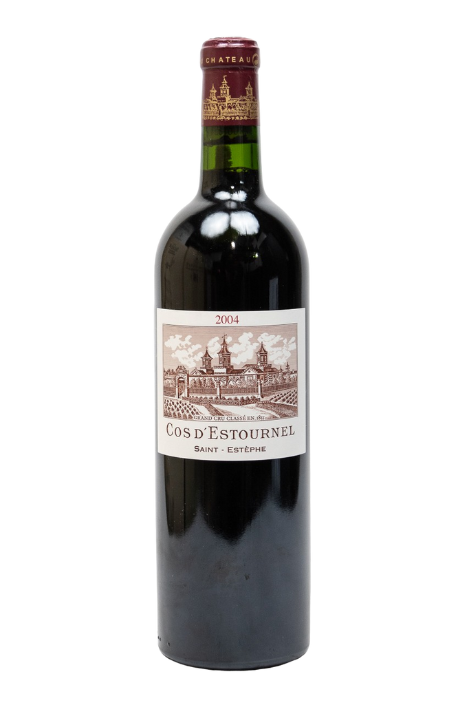 Bottle of Chateau Cos d'Estournel, Saint-Estephe, 2004 - Flatiron Wines & Spirits - New York