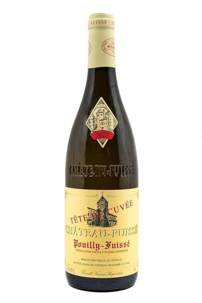 Bottle of Chateau Fuisse, Pouilly-Fuisse Tete de Cuvee, 2017 - Flatiron Wines & Spirits - New York