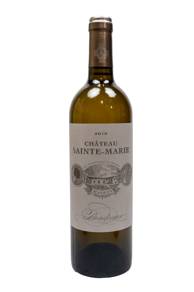 Bottle of Chateau Sainte Marie, Entre Deux Mers Madlys, 2016 - Flatiron Wines & Spirits - New York