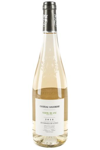 Bottle of Chateau Soucherie, Anjou Blanc Cuvee Les Rangs de Longue, 2018 - Flatiron Wines & Spirits - New York