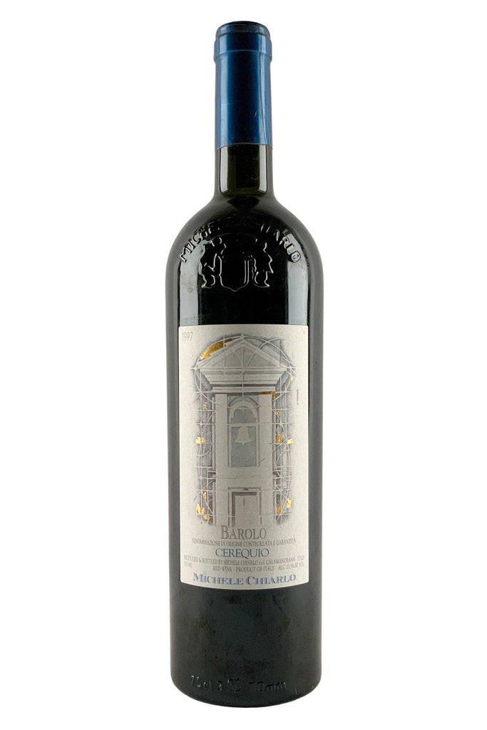 Bottle of Chiarlo, Barolo Cerequio, 1997 - Flatiron Wines & Spirits - New York