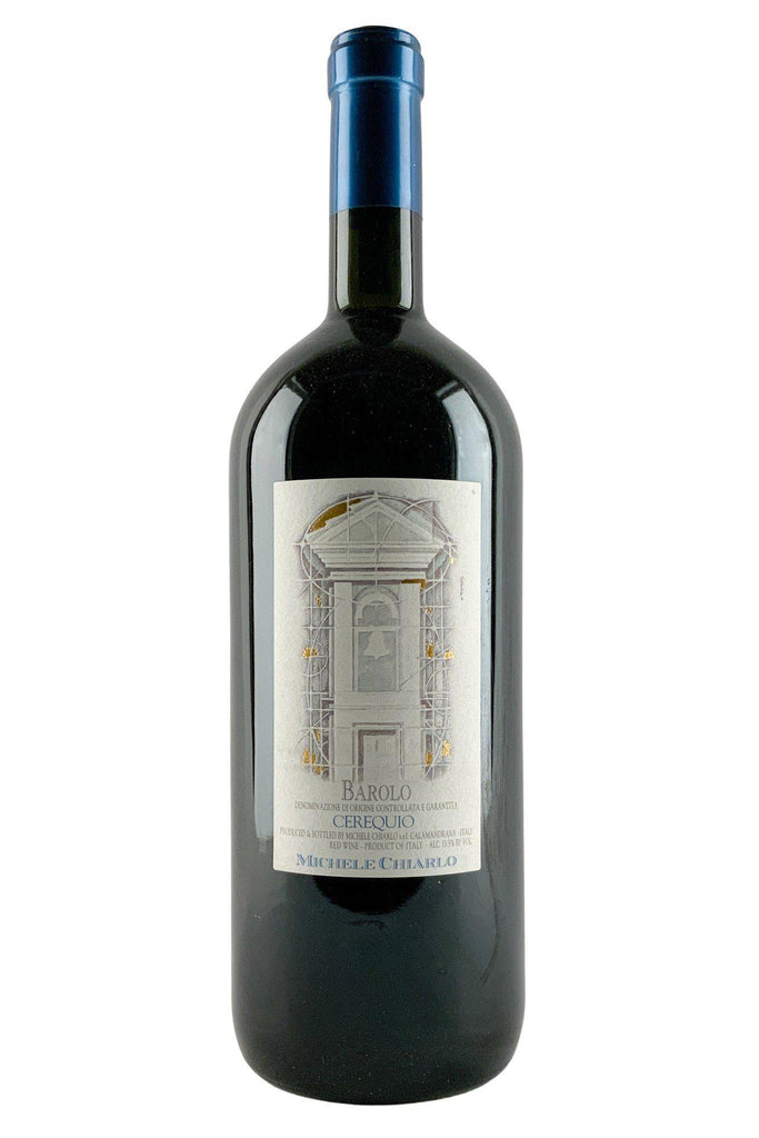 Bottle of Chiarlo, Barolo Cerequio, 1998 (1.5L) - Flatiron Wines & Spirits - New York