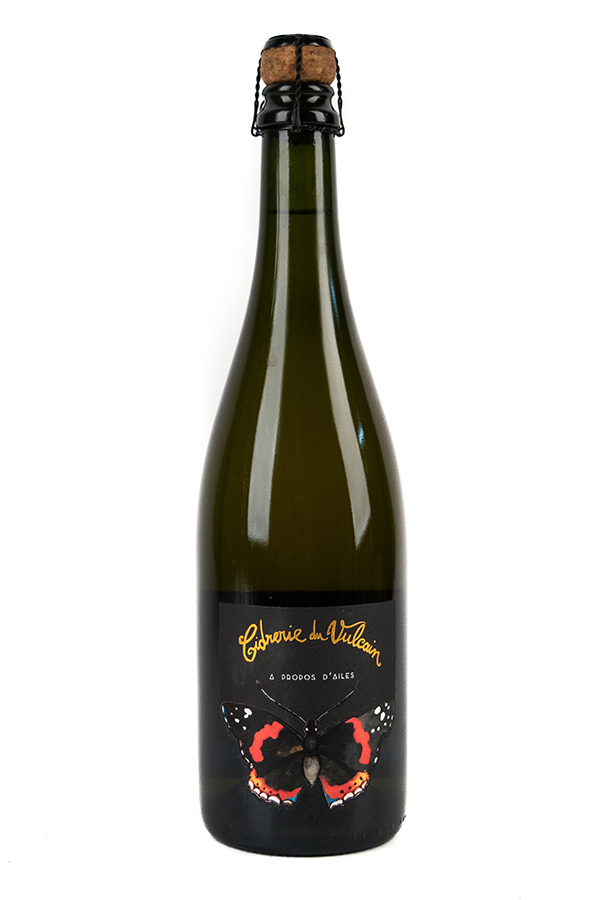 Bottle of Cidrerie du Vulcain, Cider A Propos d'Ailes, 2016 - Flatiron Wines & Spirits - New York