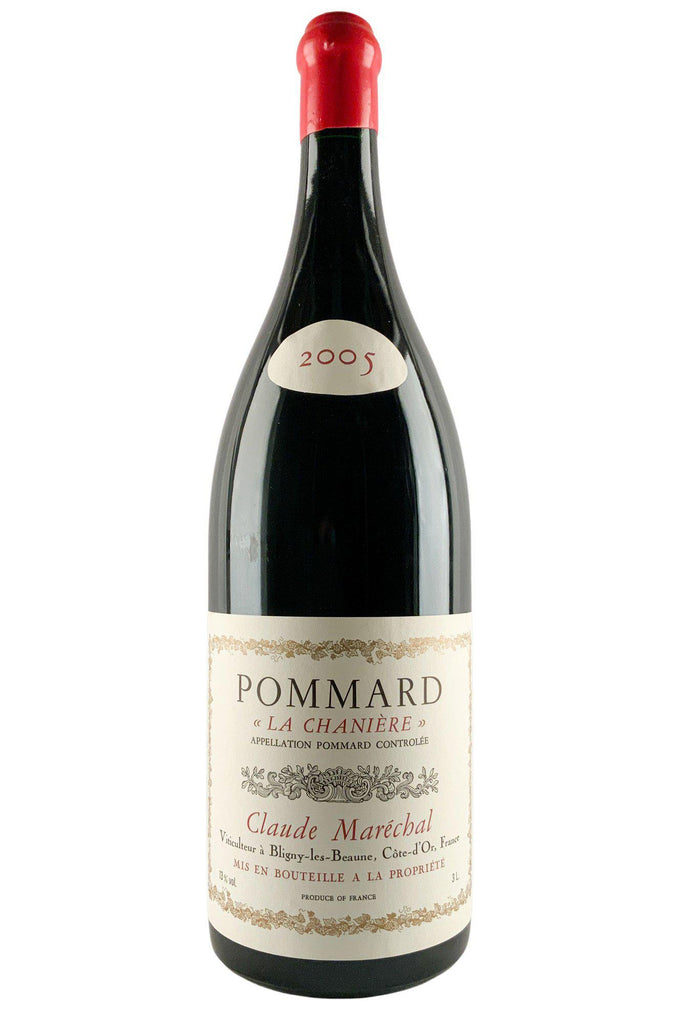 Bottle of Claude Marechal, Pommard Chaniere, 2005 (3L) - Flatiron Wines & Spirits - New York