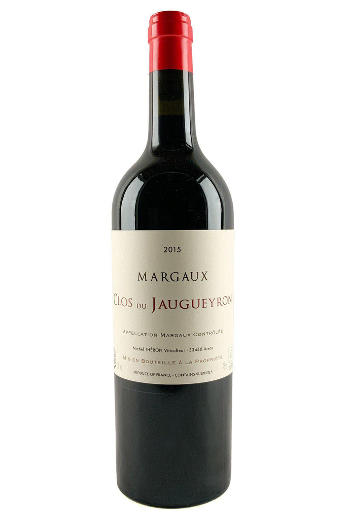 Bottle of Clos du Jaugueyron, Margaux 'Le Clos', 2015 - Flatiron Wines & Spirits - New York