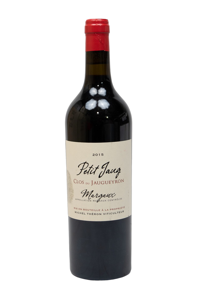 Bottle of Clos du Jaugueyron, Margaux Petit Jaug, 2015 - Flatiron Wines & Spirits - New York