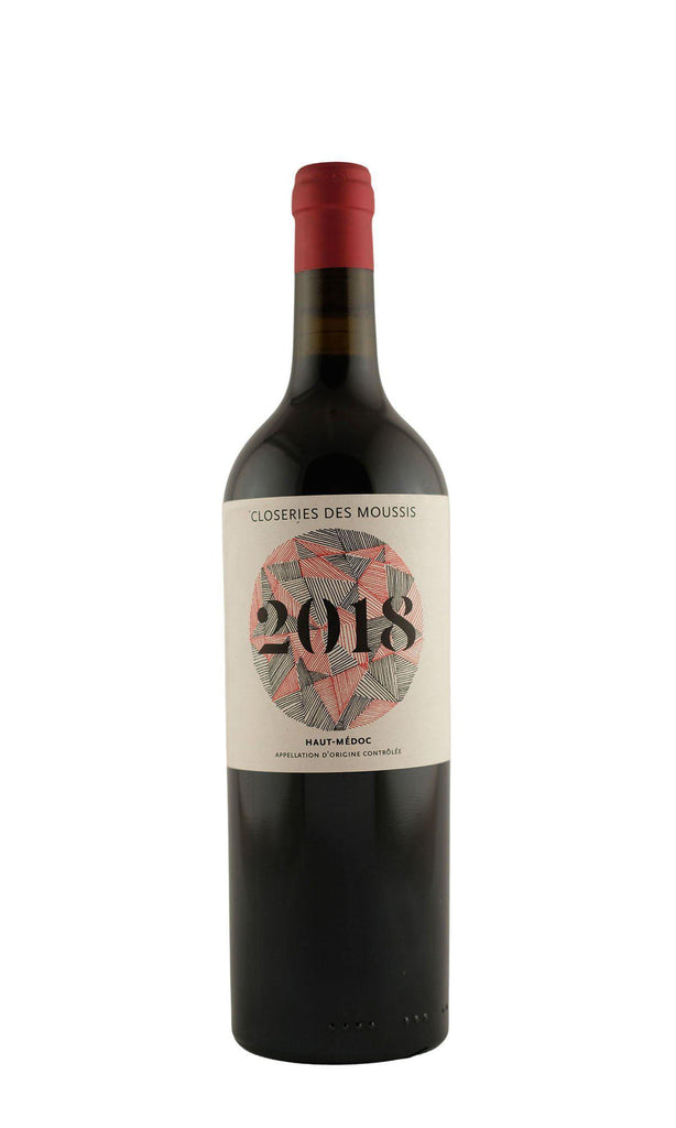 Bottle of Closeries des Moussis, Closeries des Moussis, 2018 - Flatiron Wines & Spirits - New York