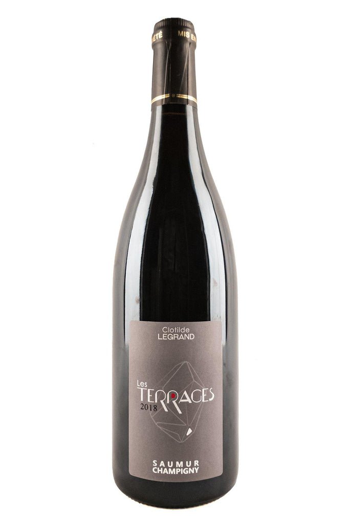 Bottle of Clotilde Legrand Vigneronne, Saumur-Champigny Les Terrages, 2018 - Flatiron Wines & Spirits - New York