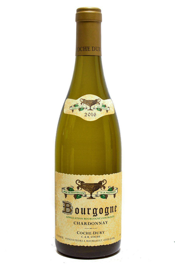 Bottle of Coche-Dury, Bourgogne Chardonnay, 2016 - Flatiron Wines & Spirits - New York