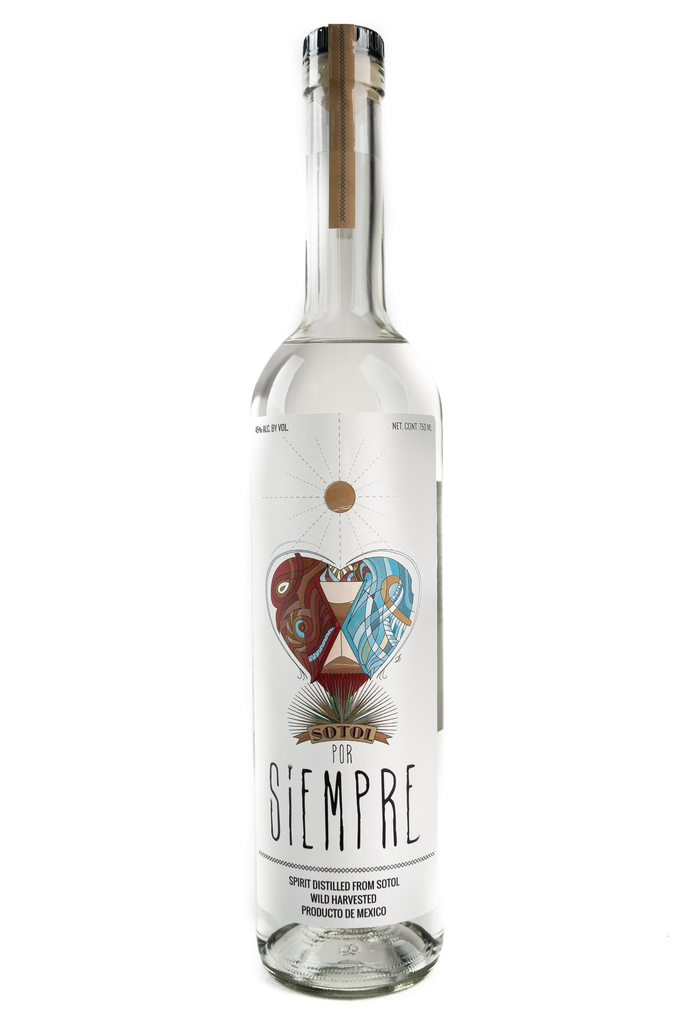 Bottle of Compania Elaboradora, Sotol Por Siempre - Flatiron Wines & Spirits - New York