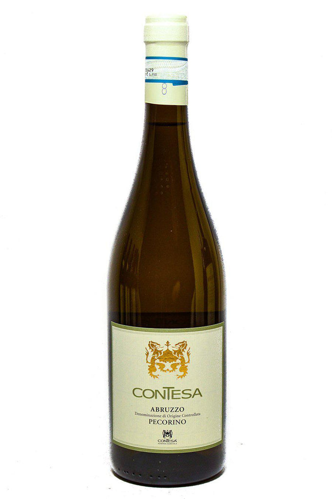 Bottle of Contesa, Abruzzo Pecorino, 2018 - Flatiron Wines & Spirits - New York
