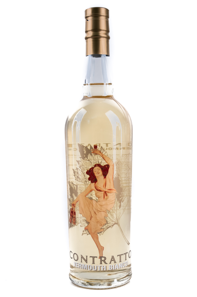 Bottle of Contratto, Vermouth Bianco - Flatiron Wines & Spirits - New York