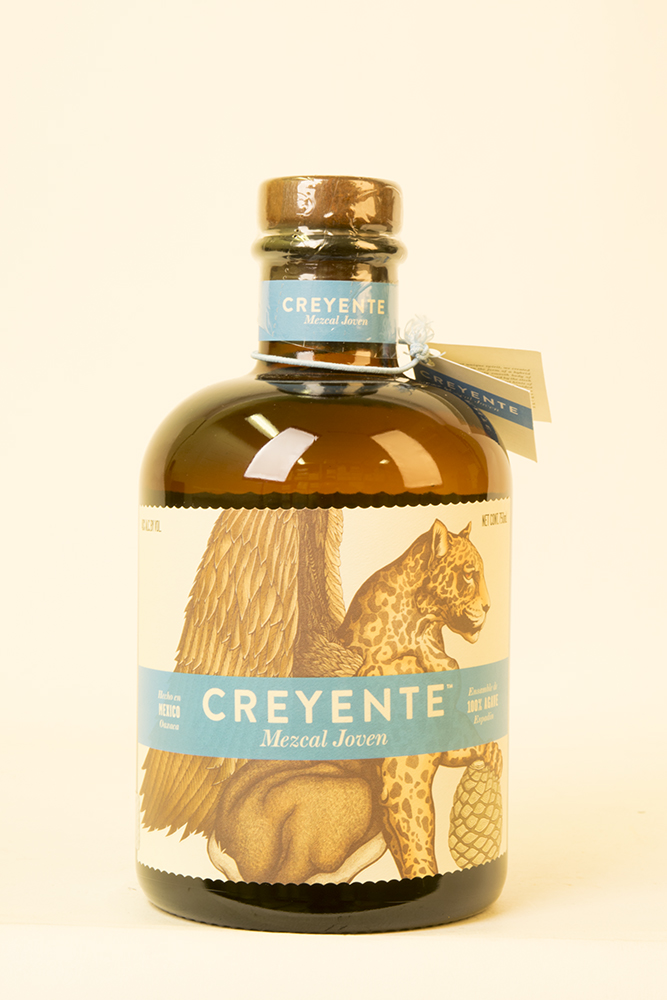 Bottle of Creyente, Mezcal Joven - Flatiron Wines & Spirits - New York