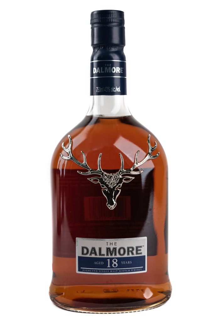Bottle of Dalmore, Single Malt Scotch, 18 Year-Flatiron Wines & Spirits - New York