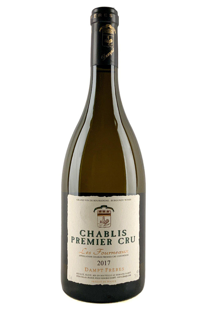 Bottle of Dampt Freres, Chablis 1er Cru Fourneaux, 2017 - Flatiron Wines & Spirits - New York