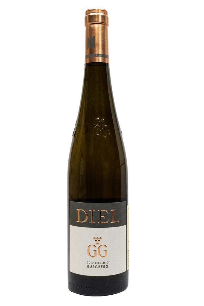 Bottle of Diel, Burgberg Riesling, Schlossgut GG, 2017 - Flatiron Wines & Spirits - New York