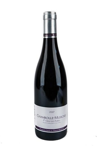 Bottle of Domaine Anne & Herve Sigaut, Chambolle-Musigny 1er Cru Les Fuees, 2017 - Flatiron Wines & Spirits - New York