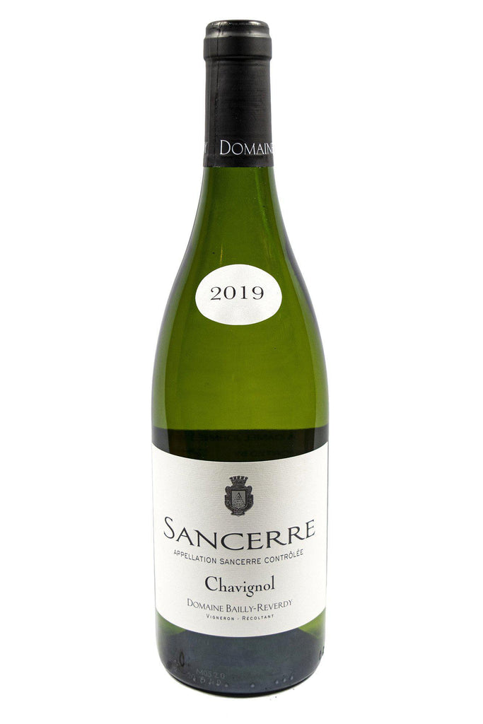 Bottle of Domaine Bailly-Reverdy, Sancerre Chavignol, 2019 - Flatiron Wines & Spirits - New York
