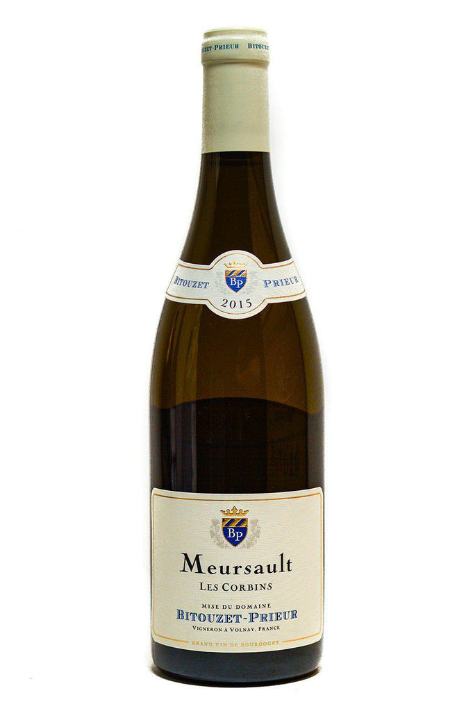 Bottle of Domaine Bitouzet-Prieur, Meursault Les Corbins, 2015 - Flatiron Wines & Spirits - New York