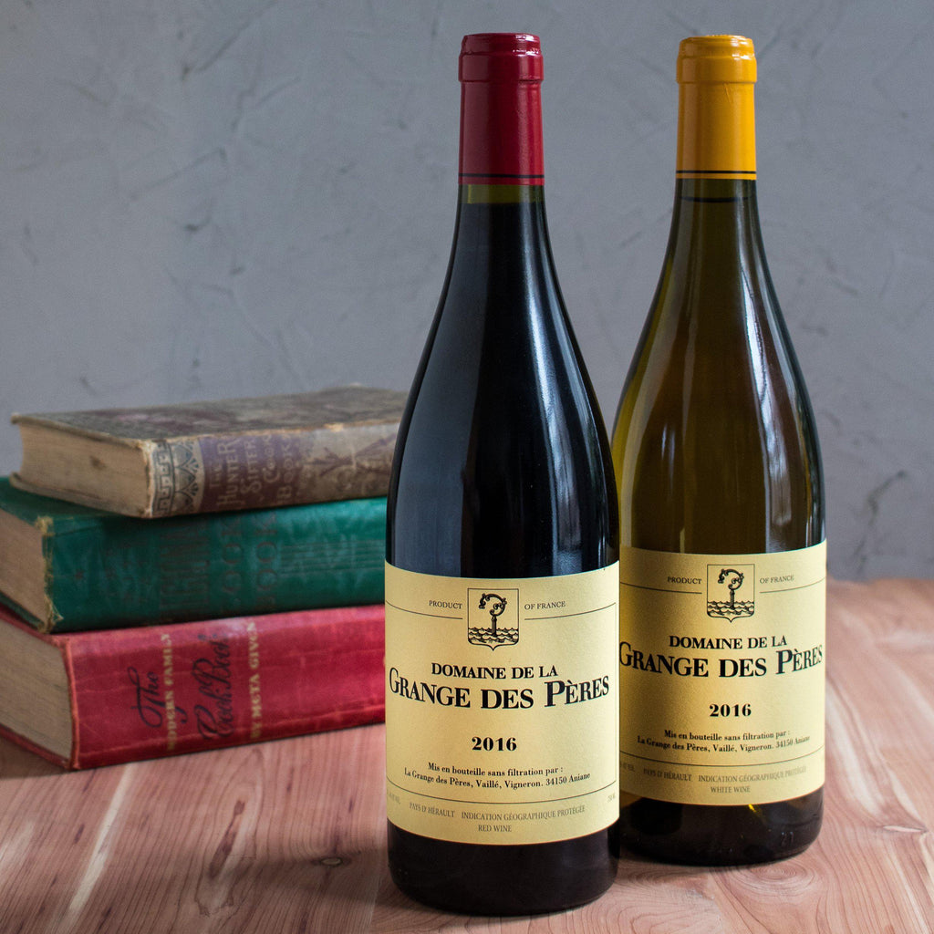 Bottle of Domaine de la Grange des Peres, Vin de Pays de l`Herault Rouge, 2016 - Flatiron Wines & Spirits - New York