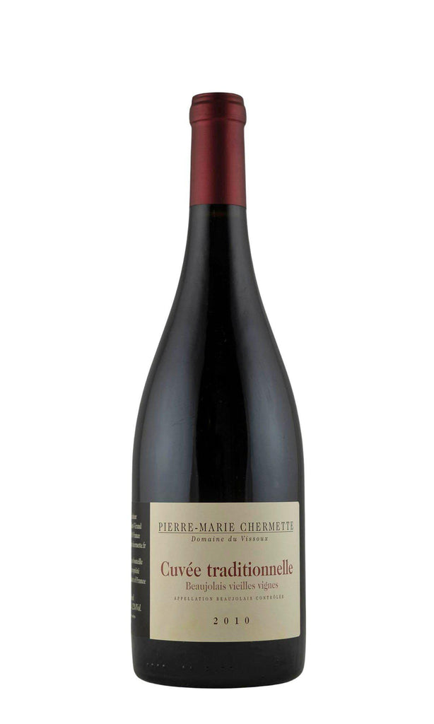 Bottle of Domaine du Vissoux (Pierre-Marie Chermette), Fleurie Les Garants, 2010 - Flatiron Wines & Spirits - New York