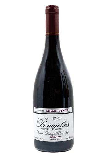 Bottle of Domaine Dupeuble, Beaujolais, 2018 - Flatiron Wines & Spirits - New York