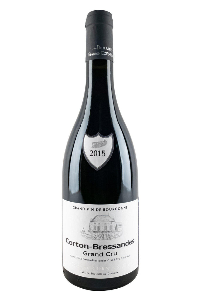 Bottle of Domaine Edmond Cornu et Fils, Corton-Bressandes Grand Cru, 2015 - Flatiron Wines & Spirits - New York