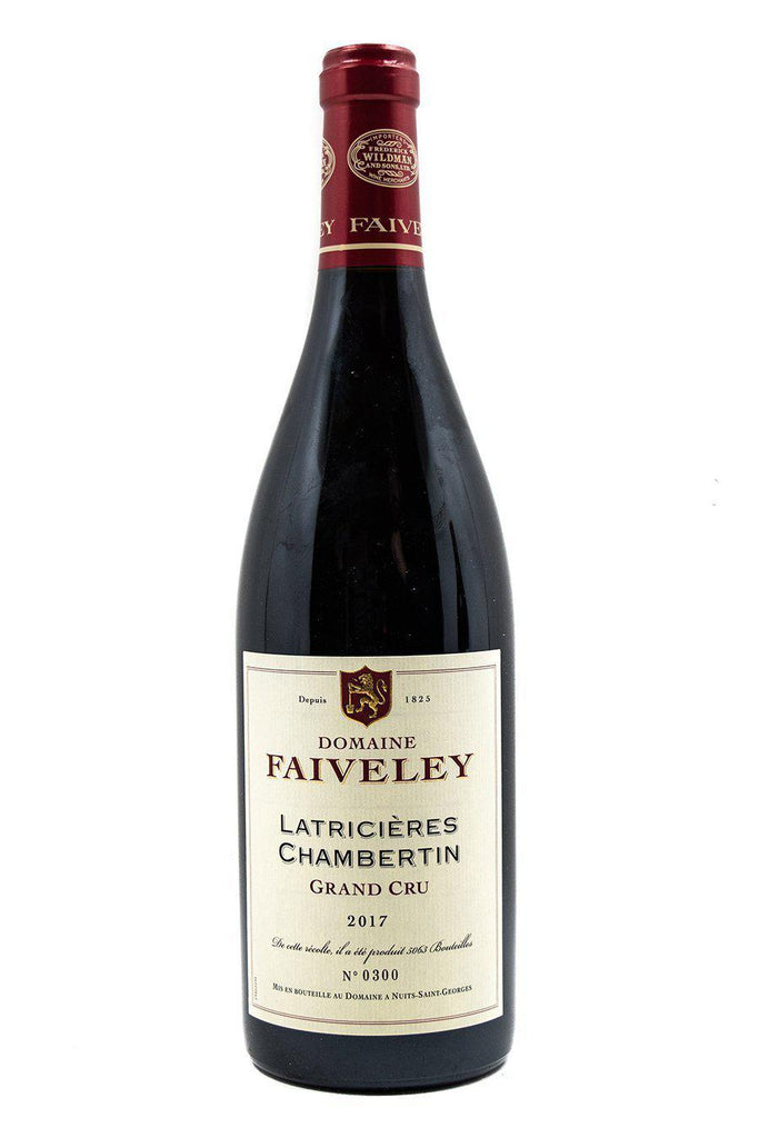 Bottle of Domaine Faiveley, Latricieres-Chambertin Grand Cru, 2017 - Flatiron Wines & Spirits - New York