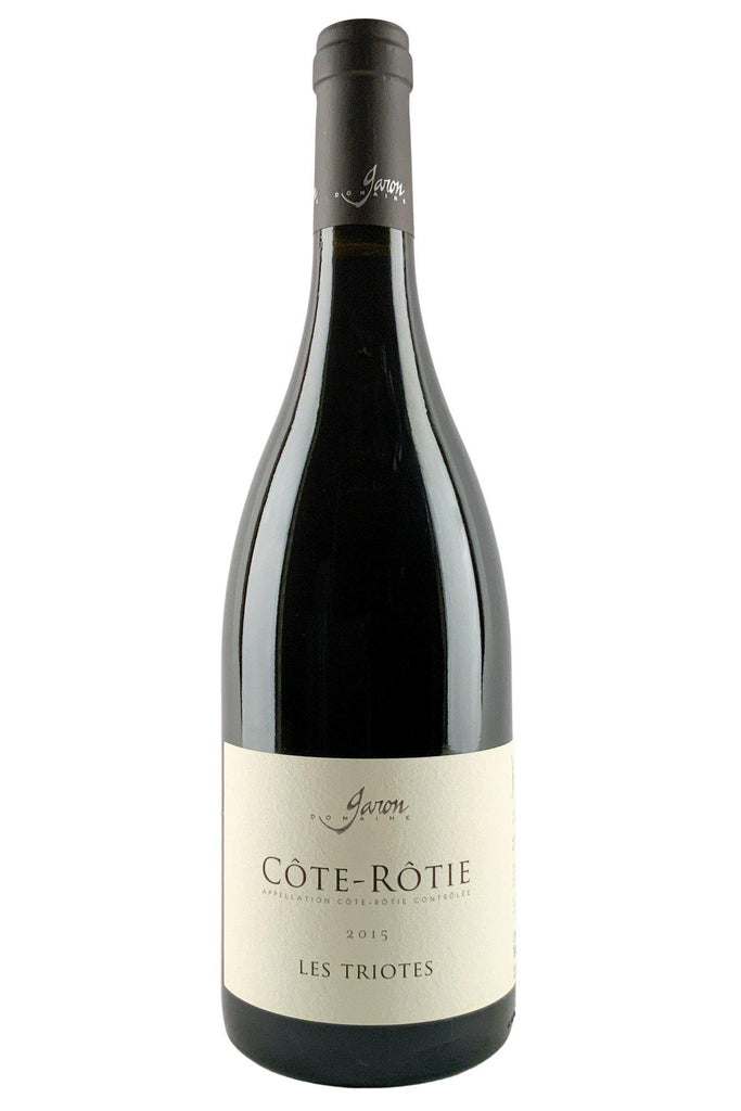 Bottle of Domaine Garon, Cote-Rotie Les Triotes, 2015 - Flatiron Wines & Spirits - New York