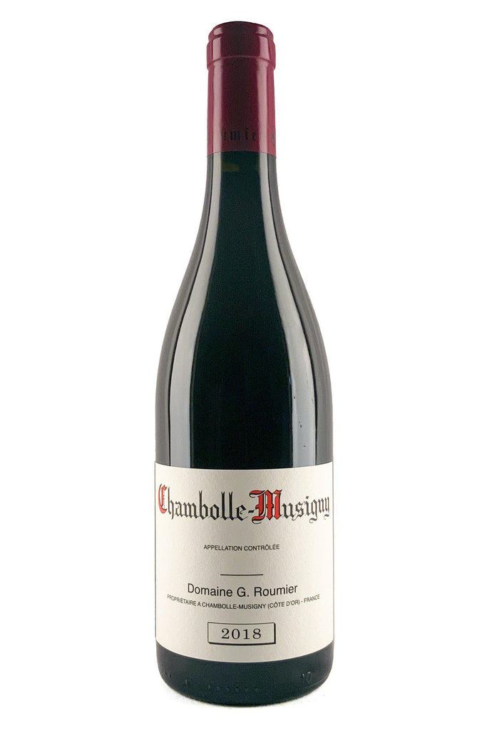 Bottle of Domaine Georges Roumier, Chambolle Musigny, 2018 - Flatiron Wines & Spirits - New York