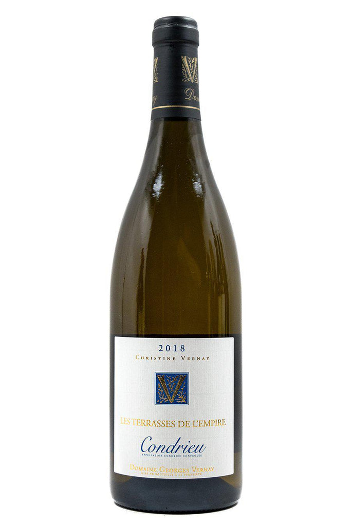 Bottle of Domaine Georges Vernay, Condrieu Les Terrasses de l'Empire, 2018 - Flatiron Wines & Spirits - New York