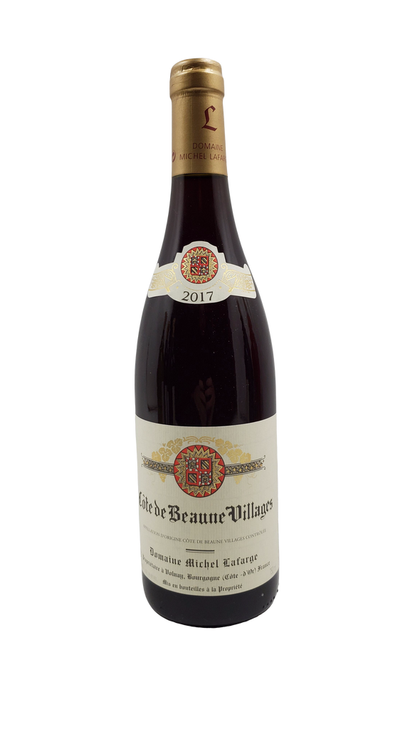 Bottle of Domaine Michel Lafarge, Cote de Beaune-Villages, 2017 - Flatiron Wines & Spirits - New York