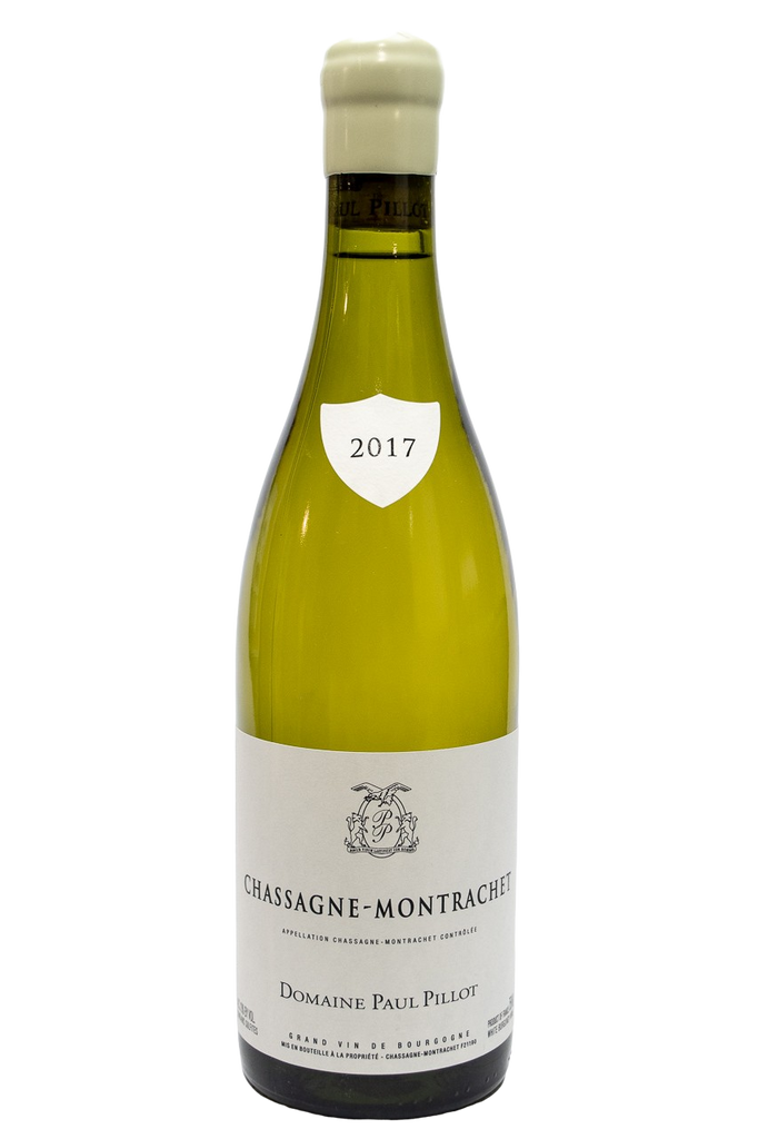Bottle of Domaine Paul Pillot, Chassagne-Montrachet, 2017 - Flatiron Wines & Spirits - New York