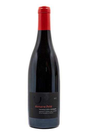 Bottle of Domaine Pelle, Menetou-Salon Morogues Rouge, 2017 - Flatiron Wines & Spirits - New York