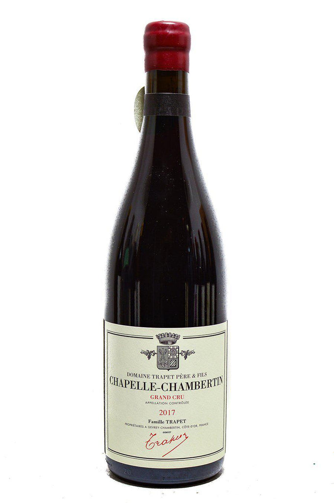 Bottle of Domaine Trapet Pere et Fils, Chapelle-Chambertin Grand Cru, 2017 - Flatiron Wines & Spirits - New York