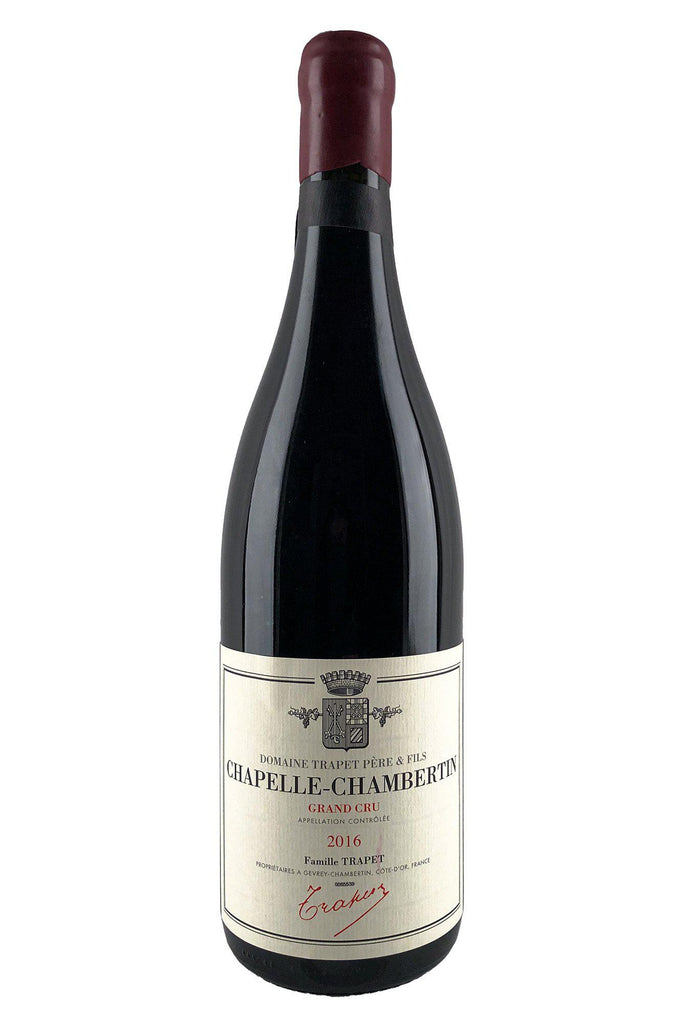 Bottle of Domaine Trapet Pere & Fils, Grand Cru Chapelle-Chambertin, 2016 - Flatiron Wines & Spirits - New York