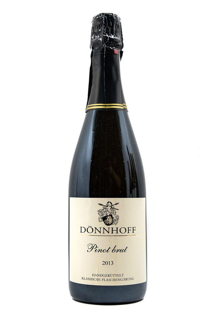 Bottle of Donnhoff, Pinot Brut, 2013 - Flatiron Wines & Spirits - New York