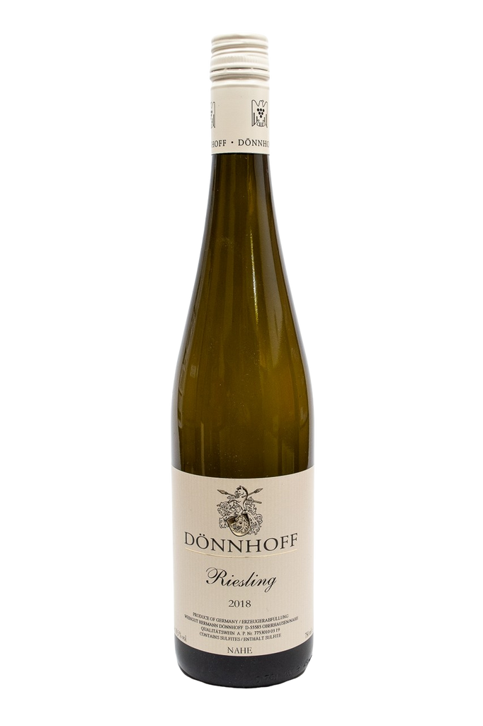 Bottle of Donnhoff, Riesling Estate, 2018 - Flatiron Wines & Spirits - New York