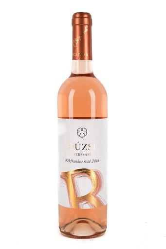 Bottle of Duzsi Tamas, Kekfrankos Rose, 2018 - Flatiron Wines & Spirits - New York