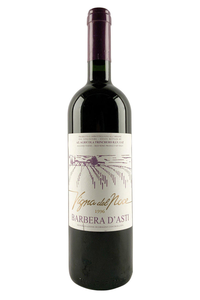 Bottle of Ezio Trinchero, Barbera Vigna del Noce, 1996 - Flatiron Wines & Spirits - New York