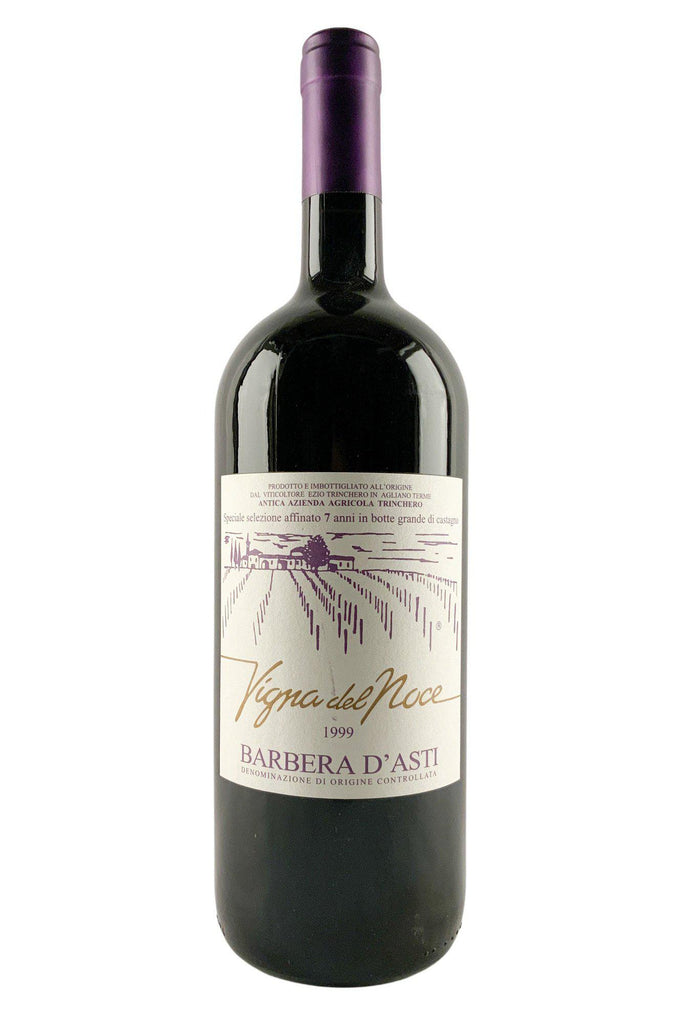 Bottle of Ezio Trinchero, Barbera Vigna del Noce Speciale 7 Anni, 1999 (1.5L) - Flatiron Wines & Spirits - New York