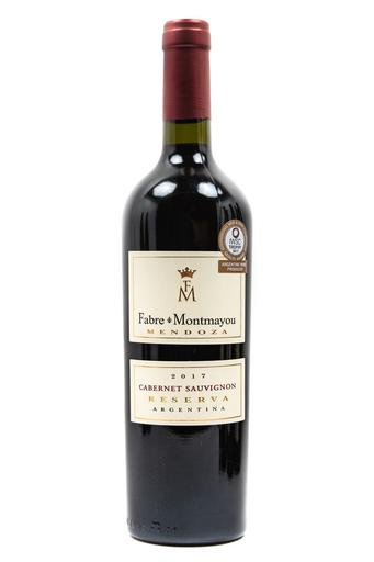 Bottle of Fabre Montmayou, Cabernet Sauvignon Mendoza, 2017 - Flatiron Wines & Spirits - New York
