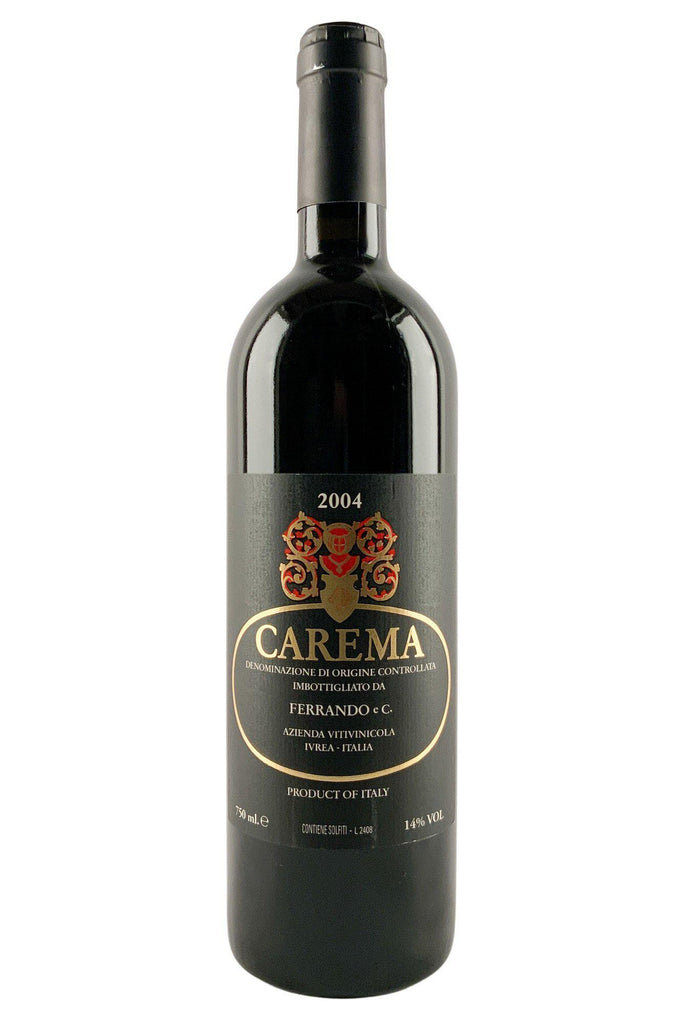 Bottle of Ferrando, Carema Black Label, 2004 - Flatiron Wines & Spirits - New York